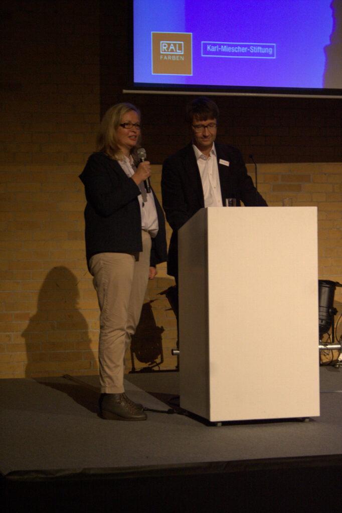 AnneMarie Neser und Axel Buether